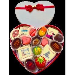 """Набор конфет """"Приятные слова"""""""