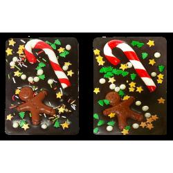 """""""Шоколадка 50г темный шоколад"""""""