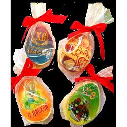 Яйца с маршмеллоу