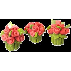 Цветы букет из роз