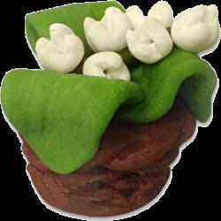 Цветы ландыши