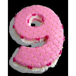 Торт Девять